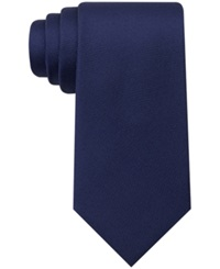 Tommy Hilfiger Core Oxford Solid Tie Navy