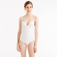 J.Crew Underwire Push Up One Piece Swimsuit
