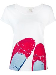 Marc Jacobs 'Ruby Red Slippers' T Shirt White