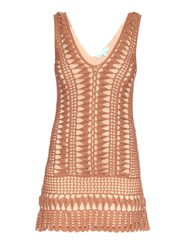 Melissa Odabash Alexis Crochet Dress