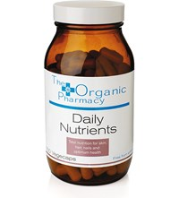 The Organic Pharmacy Daily Nutrients 60 Capsules
