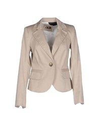 Sinequanone Suits And Jackets Blazers Women Beige