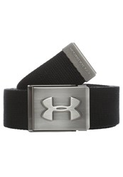Under Armour Belt Black Graphite