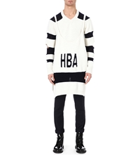 Hood By Air Corgi Long Jumper And Vest White Navy