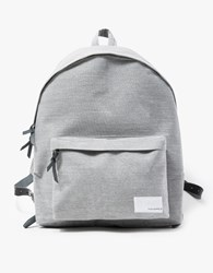 Nanamica Day Pack Heather Grey