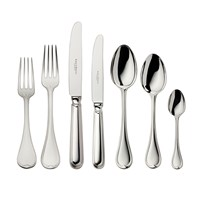 Robbe And Berking Classic Faden Cutlery Set 124 Piece