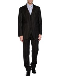 Ballantyne Suits And Jackets Suits Men Dark Brown