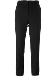 Paul Smith Tailored Cropped Trousers Blue