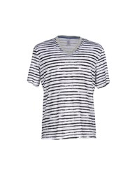 H Sio Topwear T Shirts Men White