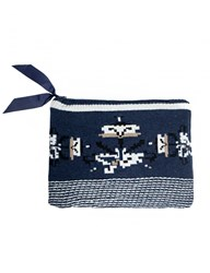 Pixie Market Owl Knit Clutch