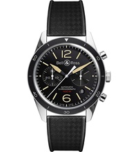 Bell And Ross Br126 Sport Heritage Steel Watch