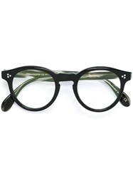 Oliver Peoples 'Feldman' Glasses Black