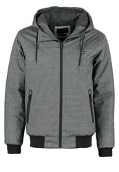 Quiksilver Brooks5k Winter Jacket Dark Grey Heather Mottled Dark Grey