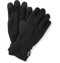 Patagonia Synchilla Fleece Gloves Black