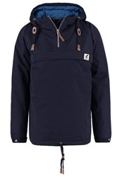 Fat Moose Sailor Light Jacket Navy Dark Blue