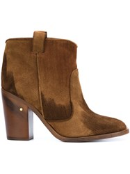 Laurence Dacade 'Pete' Boots Brown
