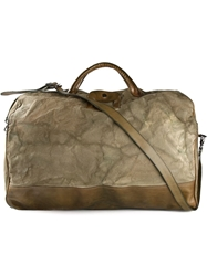 Numero 10 'Monzeglio' Luggage Bag Green