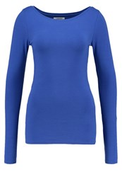 Zalando Essentials Long Sleeved Top Blue