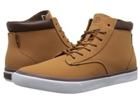 Radii Basic Tan Chocolate Nubuck Men's Shoes Brown
