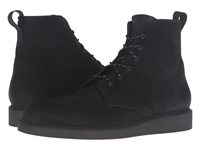 Rag And Bone Elliot Lace Boot Black