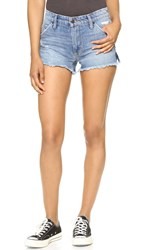 Joe's Jeans The Wasteland High Rise Cutoff Shorts Mazie