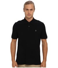Original Penguin Daddy O Polo True Black Men's Short Sleeve Pullover