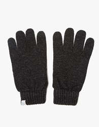 Norse Projects Gloves Charcoal