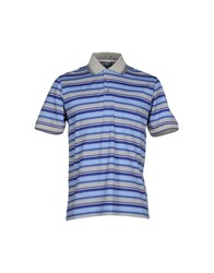 Bramante Topwear Polo Shirts Men Blue