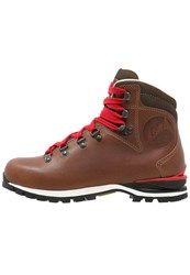 Lowa Wendelstein Walking Boots Braun Brown