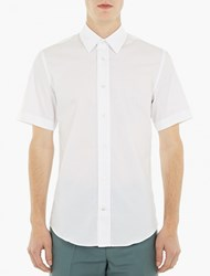 Acne Studios White Cotton Otis' Shirt