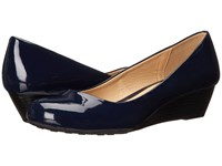 Chinese Laundry Dl Marching Navy Women's Wedge Shoes