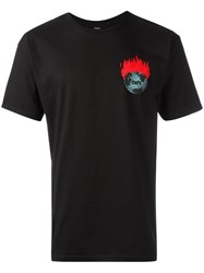 Obey 350.Org Awareness T Shirt Black