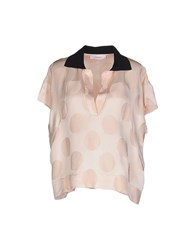 Jucca Shirts Blouses Women Light Pink