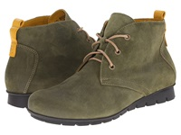 Think 85075 Farn Kombi Women's Lace Up Boots Olive