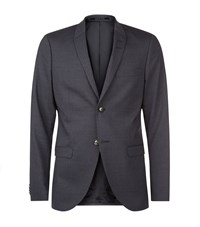 Tiger Of Sweden Evert Extra Slim Blazer Male Dark Grey