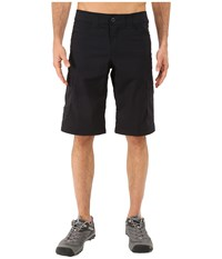 Arc'teryx Rampart Long Black Men's Shorts
