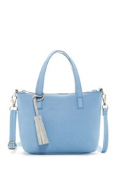 Carlos By Carlos Santana Baylee Mini Satchel Crossbody Blue