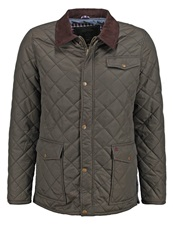 Merc Alcester Light Jacket Dark Khaki