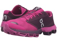 On Cloudster Magenta Berry Women's Running Shoes Pink