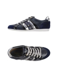 Pantofola D'oro Low Tops And Trainers Dark Blue