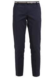 More And More Trousers Marine Dark Blue