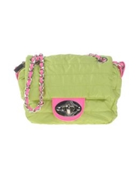 Baracco Handbags Acid Green
