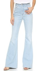Citizens Of Humanity Cherie High Waist Flare Jeans Whisper Blue