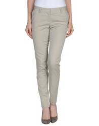 John Richmond Casual Pants Light Grey