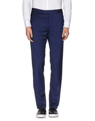 Christian Dior Dior Homme Trousers Casual Trousers Men Dark Blue