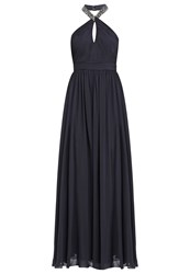 Unique Occasion Wear Night Blue Dark Blue