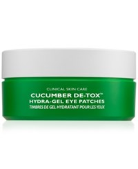 Peter Thomas Roth Cucumber De Tox Hydra Gel Eye Patches