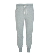 3.1 Phillip Lim Tapered Sweatpants With Combo Panel
