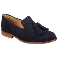 John Lewis Collection Weekend By Gusta Loafers Navy
