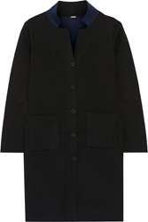 Adam By Adam Lippes Double Faced Stretch Wool Coat